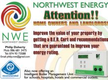 North West Energy Half Page