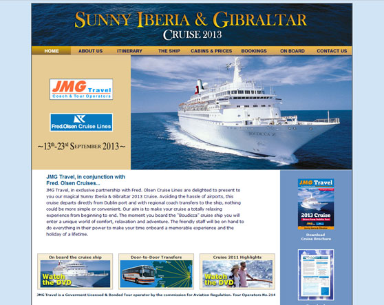 JMG Cruise